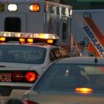 Emergency department, ambulances