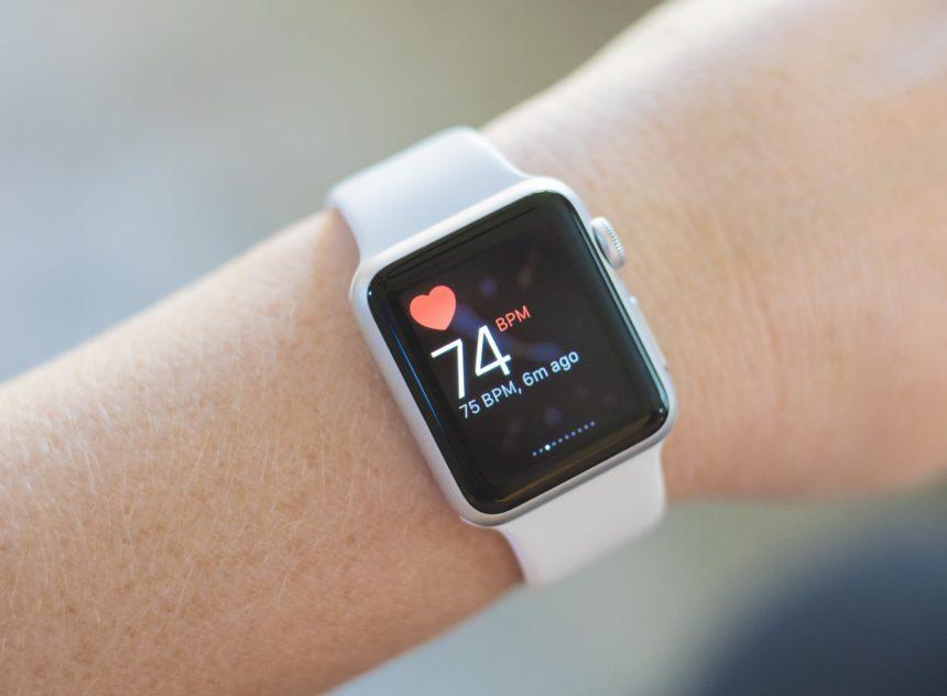 Apple watch, BPM