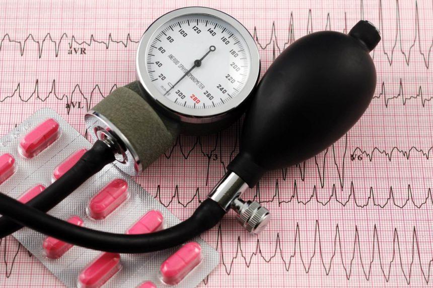 Blood pressure, ECG, hypertension