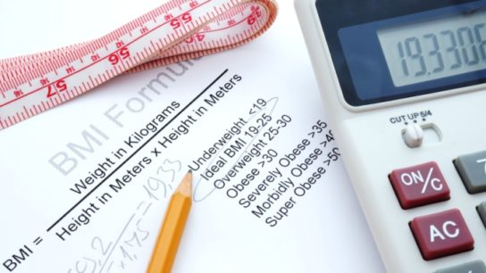 CABG in Obese High BMI Patients
