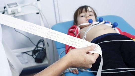 Child EKG