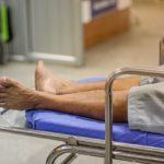 Patient in the emergency department