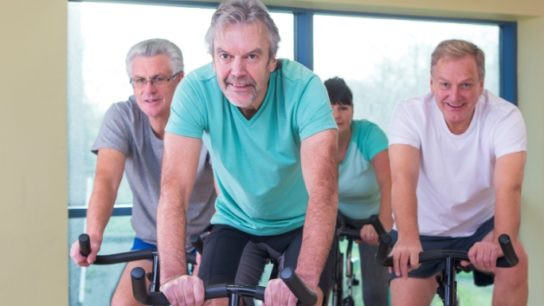 Exercise in Heart Failure With ICDs