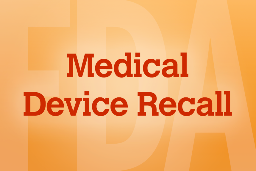 FDA-Medical-Device-Recall