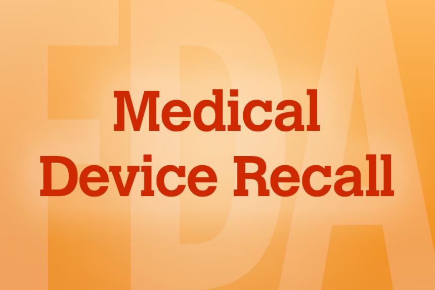 FDA-Medical-Device-Recall