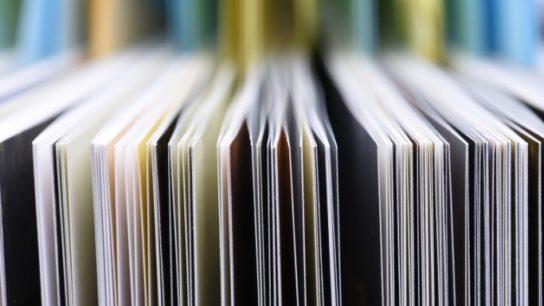 Medical Records Folders