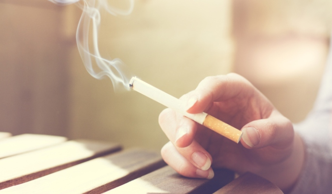 Smoking Cardiac Structural Changes