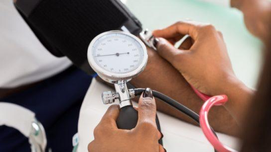 Hypertension DBP Reduced