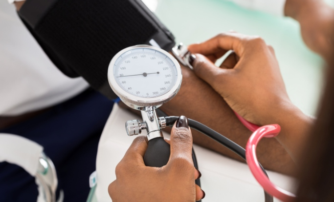 Hypertension DBP Reduced
