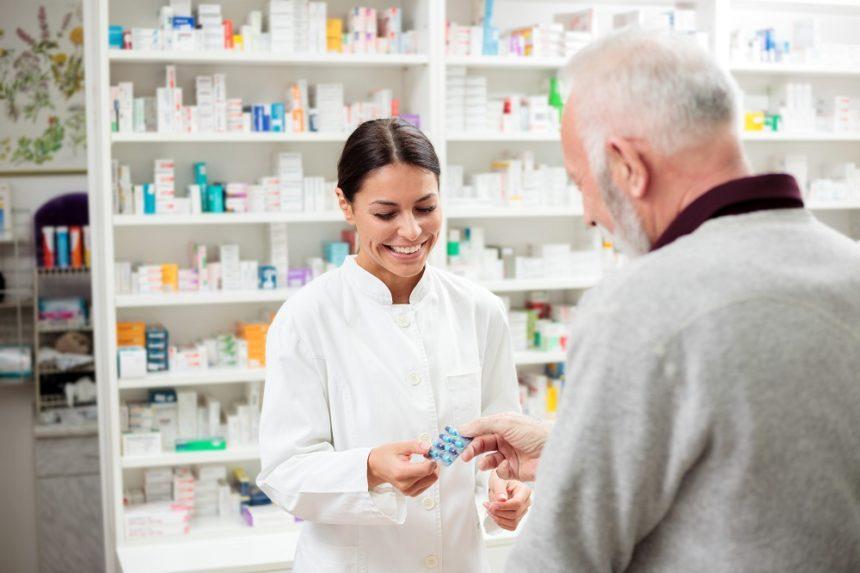 Pharmacist, pharmacy, customer, patient