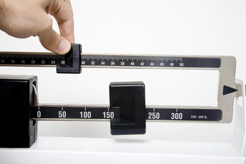 Body weight scale, BMI, measurement