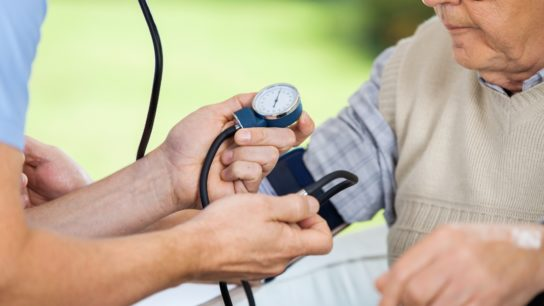 blood pressure reading, elderly hypertension