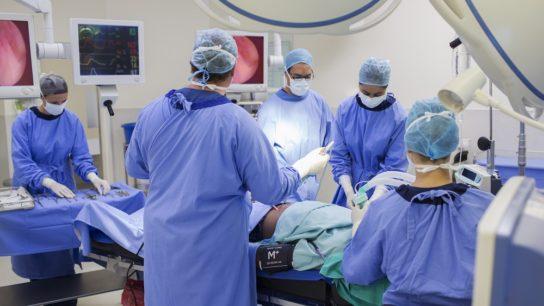 surgery, operation